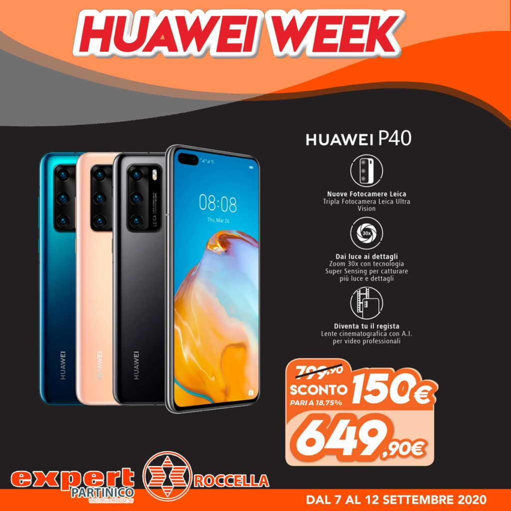 Huawei Week