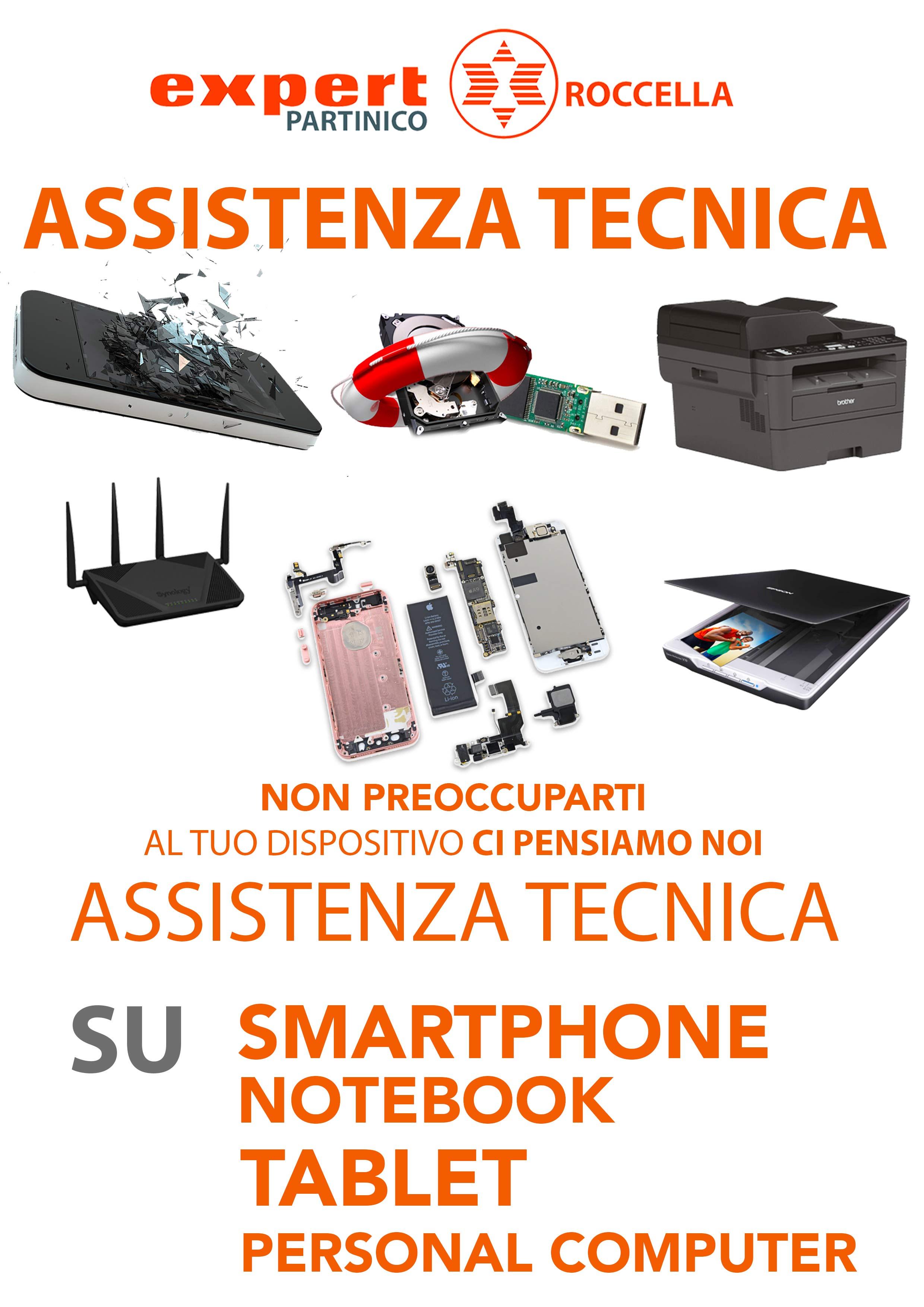 assistenza tecnica smartphone